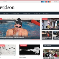 Davidson Journal - College Magazine