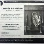 Laurid Lauridsen ad